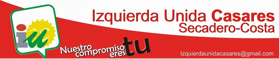 IZQUIERDA UNIDA CASARES