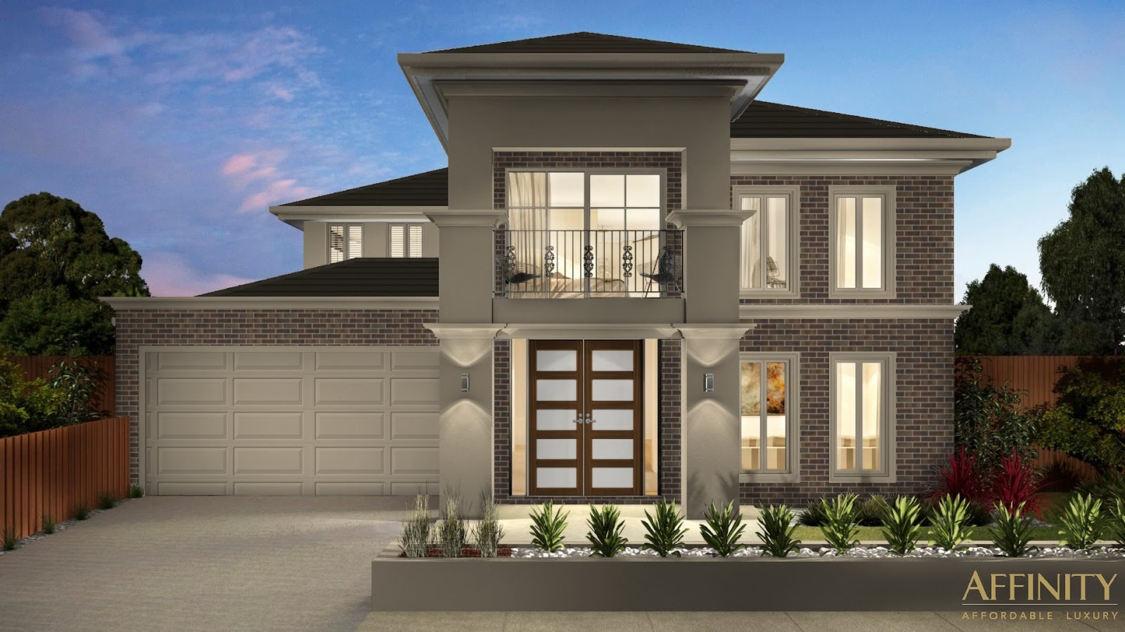 Classique facade exterior selections montpellier 51 build for Classic home designs australia