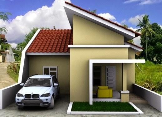 Bentuk Model Atap Rumah Minimalis