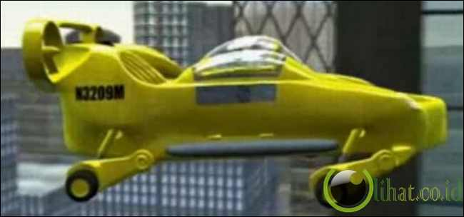 Urban X-Hawk: The Revolutionary, Modular, VTOL Aircraft