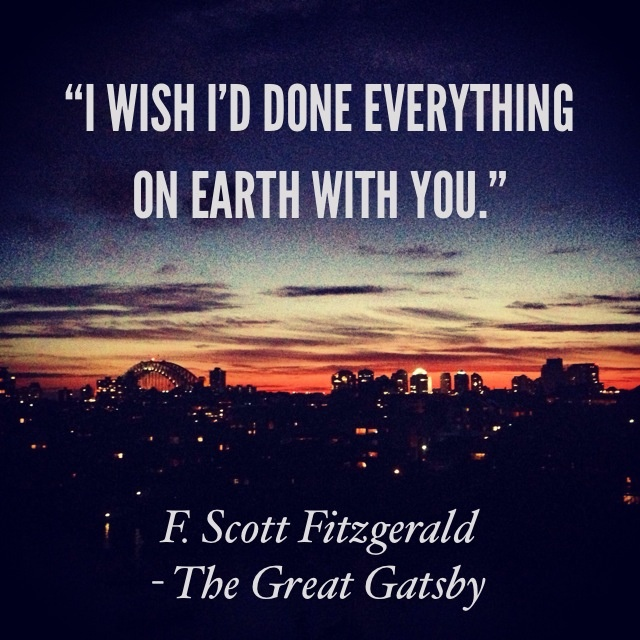 Quotes About Love In The Great Gatsby : The Great Gatsby Myrtle Quotes. QuotesGram