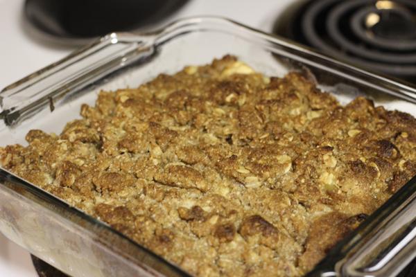 gluten free apple pie, gluten free apple crumble, gluten free desserts