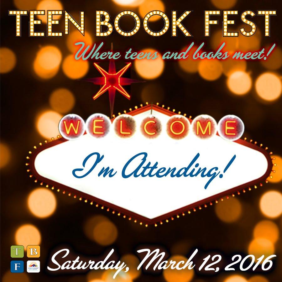 Ontario Teen Book Fest!