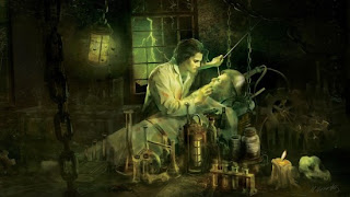 horror hd wallpapers 2013
