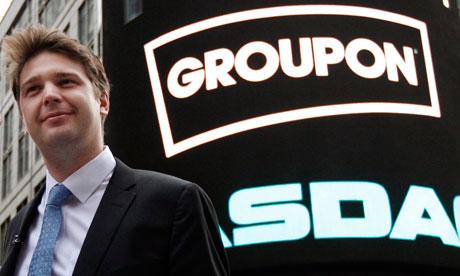 2012全美最差CEO:Groupon執行長Andrew Mason  2012全美最差CEO: