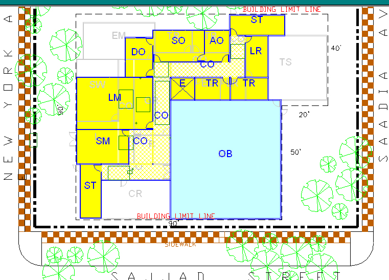 Schematic Design Building Layout Sajjad Alt III Room Names Arent Right The File Wasnt So I Used Substitute Rooms