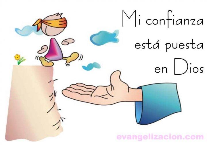 En Ti confio mi Dios!