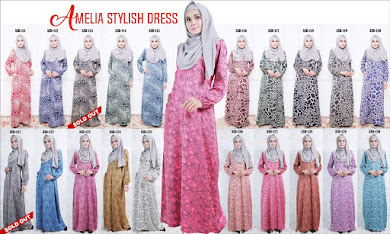 AMELIYA STYLISH DRESS