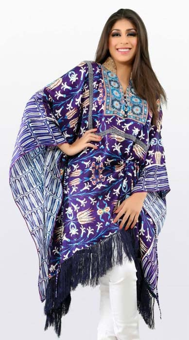 New Winter Dresses Collection 2014 For Women And Girls Vol 2 By Shamaeel Ansari Tughra