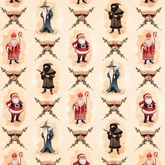 santa claus ipad wallpaper 11