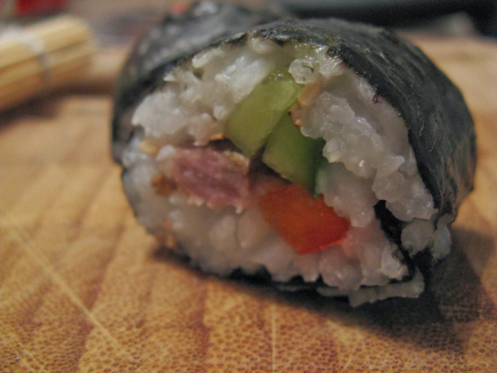 sushi ris grødris