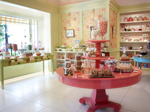 Bizzy oven mitt bakery cute bakery display ideas for Bakery shop decoration ideas