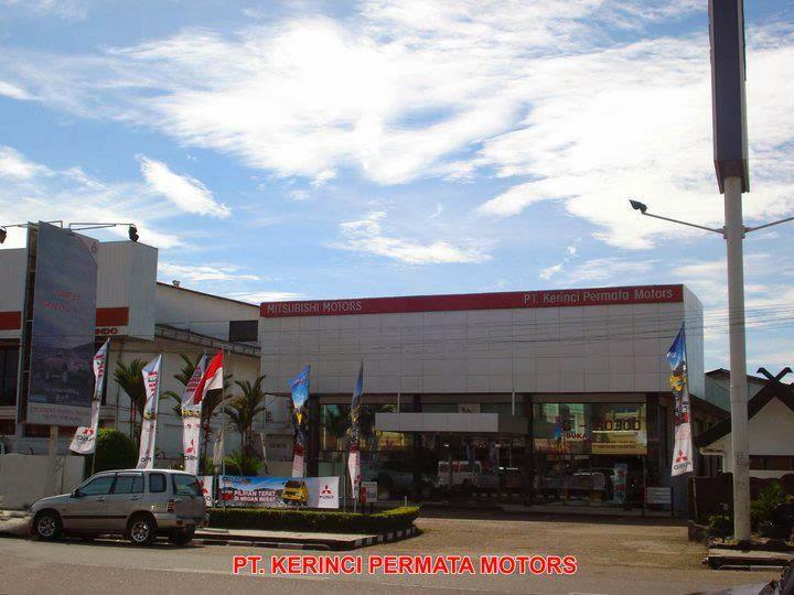 Alamat Kantor PT. Kerinci Permata Motors Jambi | Mitsubishi KPM Sipin Jambi