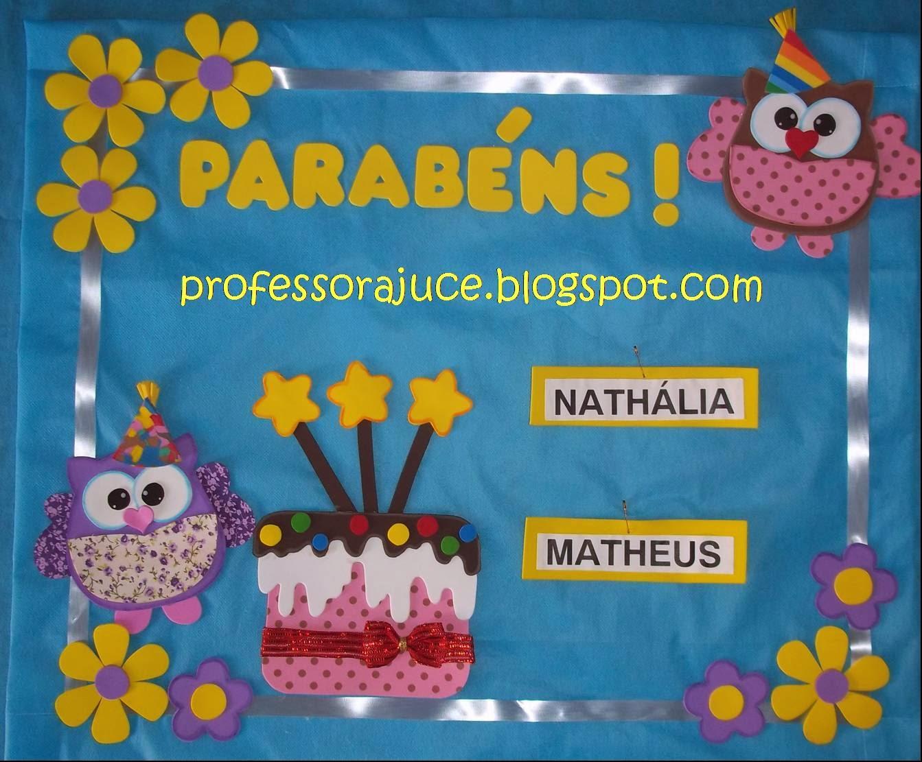 Decoracao Sala Dos Professores ~ Professora Juce Decoração para Sala de Aula Corujinha