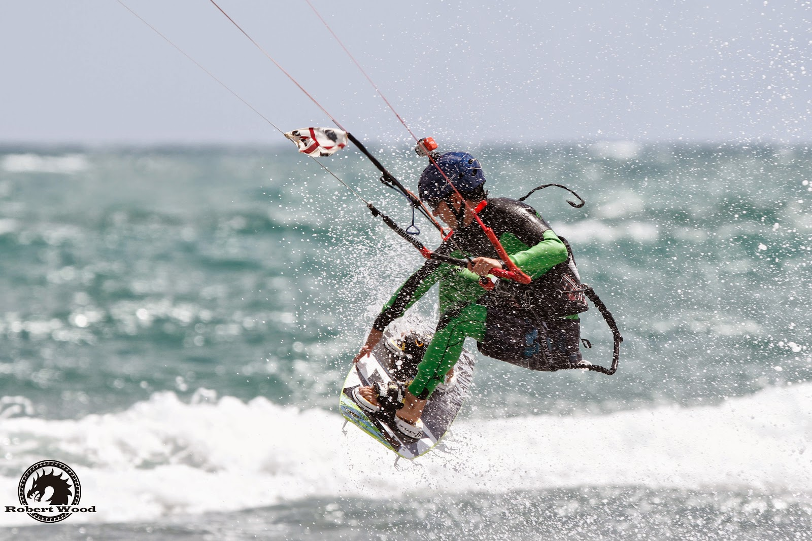 Kite Surfing Muriwai
