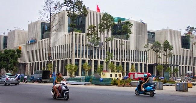Tòa nhà Quốc Hội mới