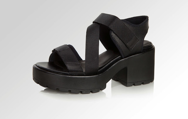 vagabond, sandals, fashion, style, trend, dioon, black, white, summer 2013