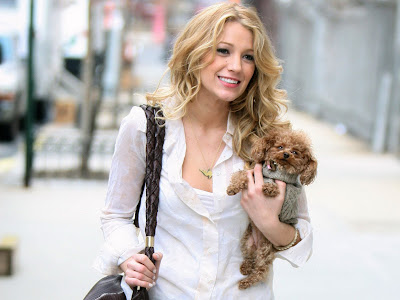 Blake Lively look so beutifull