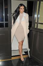 Kim Kardashian Pregnant Baby