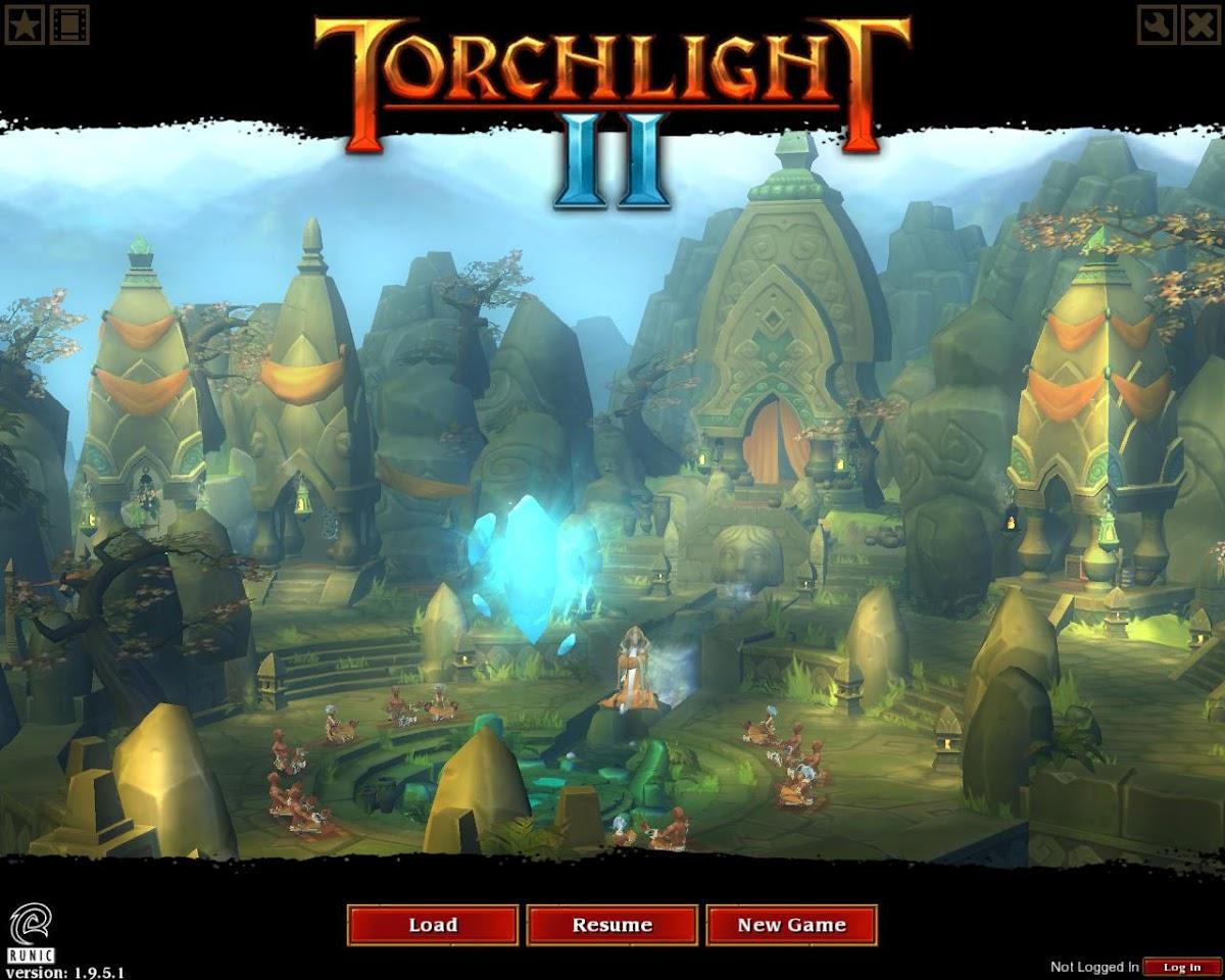 Torchlight 2 гайд инженер танк