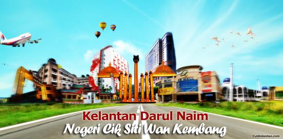Tempat Pelancongan Menarik Di Kelantan