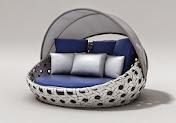 Canasta 3d sofa model