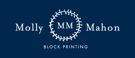 Molly Mahon Block Printing