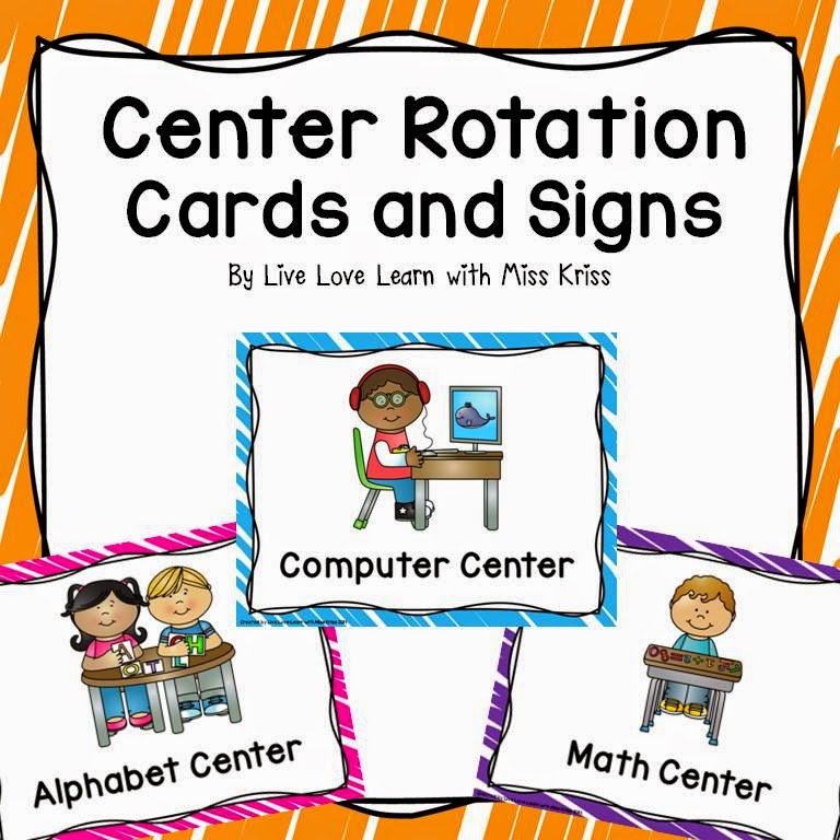 http://www.teacherspayteachers.com/Product/Center-Rotation-Cards-and-Signs-with-editable-cards-1310488