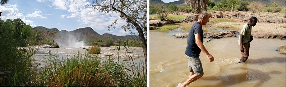 Ynas Reise Blog | An den Epupa Falls