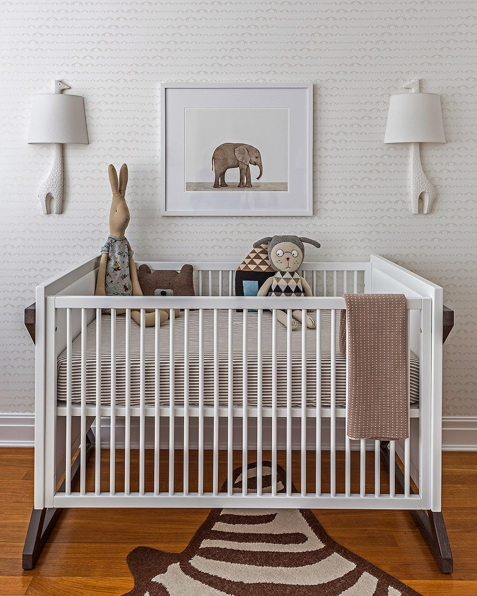 neutral nursery jill and malek wallpaper