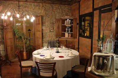 Restaurante La Corrala del Obispo. Blog Esteban Capdevila