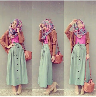 model hijab untuk anak muda saat ini