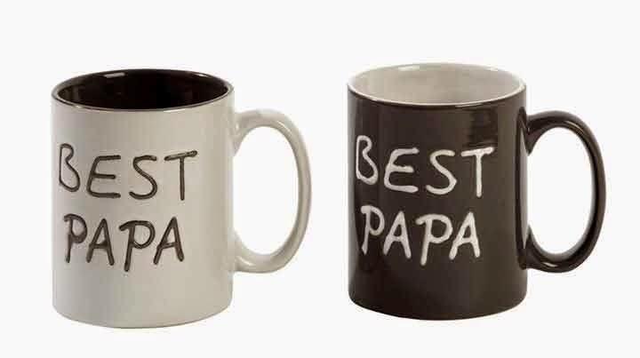 Tazas de regalo del Día del Padre