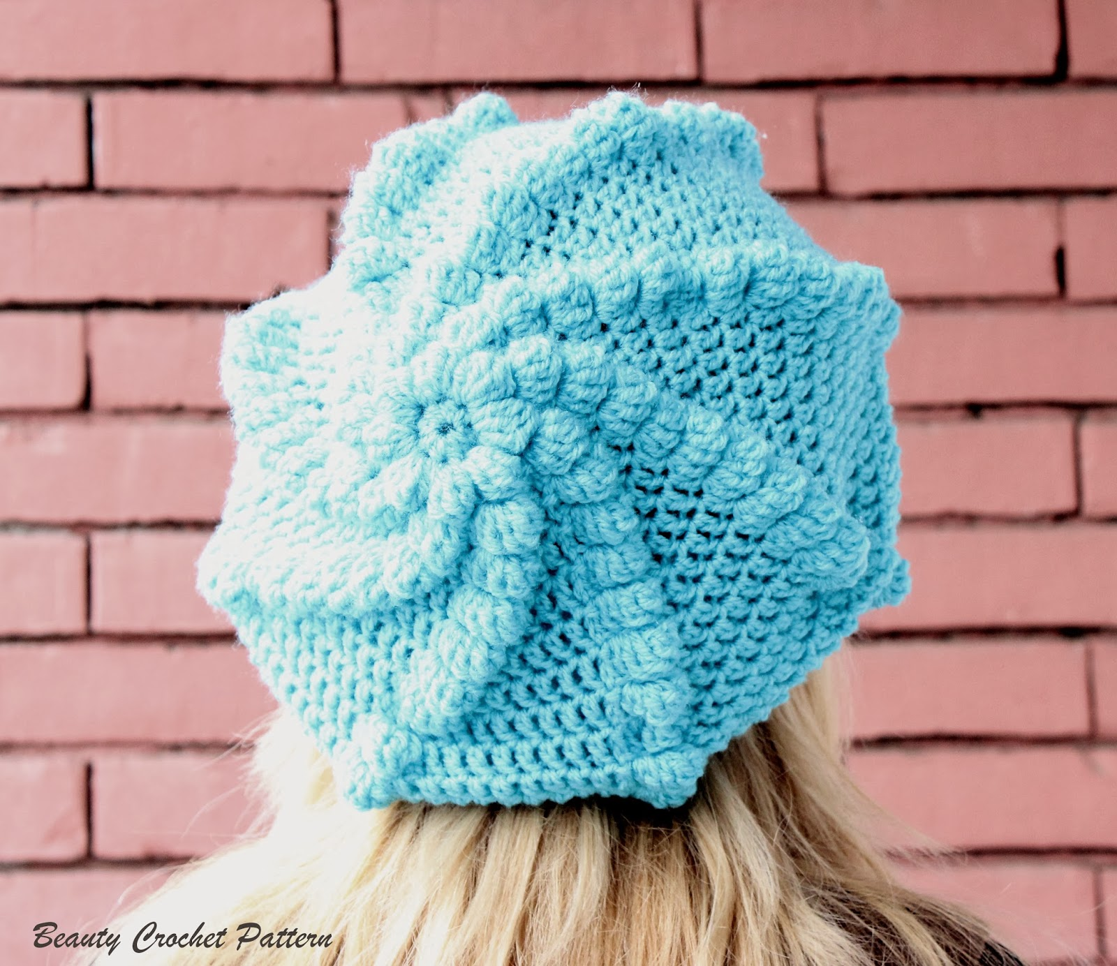 French Crochet Patterns : Beauty Crochet Pattern