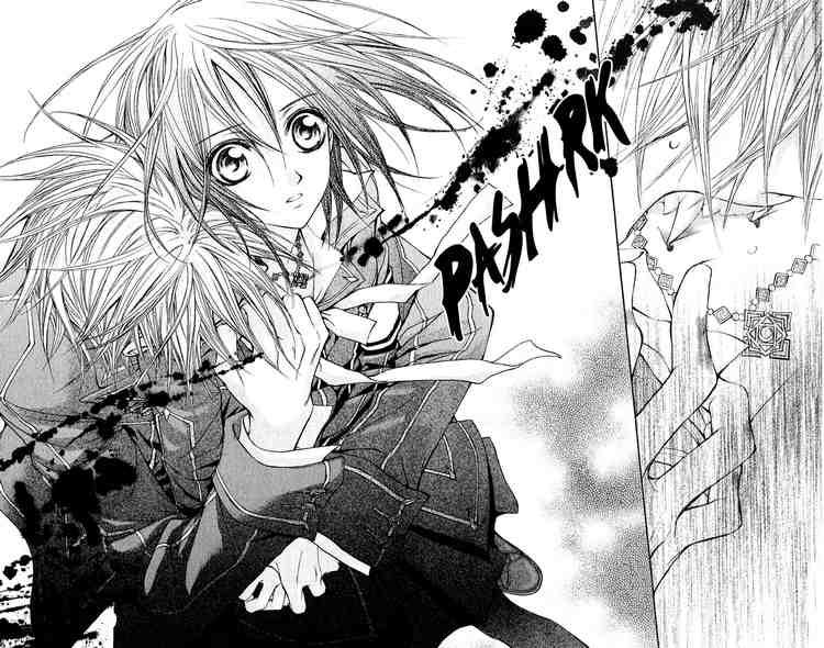 Il Giappone di Hachi Vampire Knight