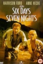 Watch Six Days Seven Nights 1998 Megavideo Movie Online