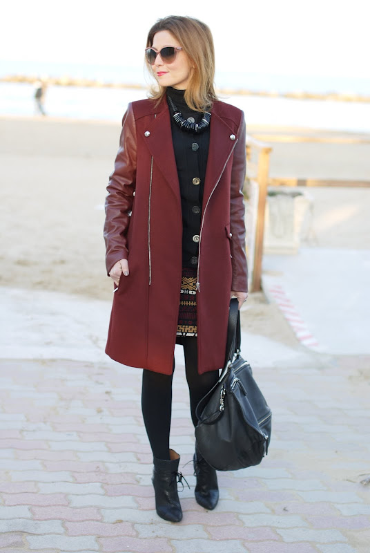 Stella McCartney sunglasses, Zara coat, Fashion and Cookies