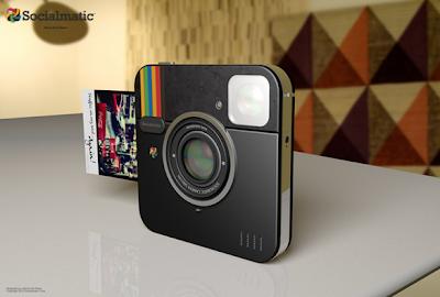 Socialmatic: Kamera Instagram Menjadi Kenyataan