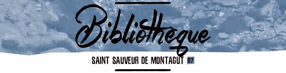Le blog de la bibliothèque municipale de Saint Sauveur de Montagut