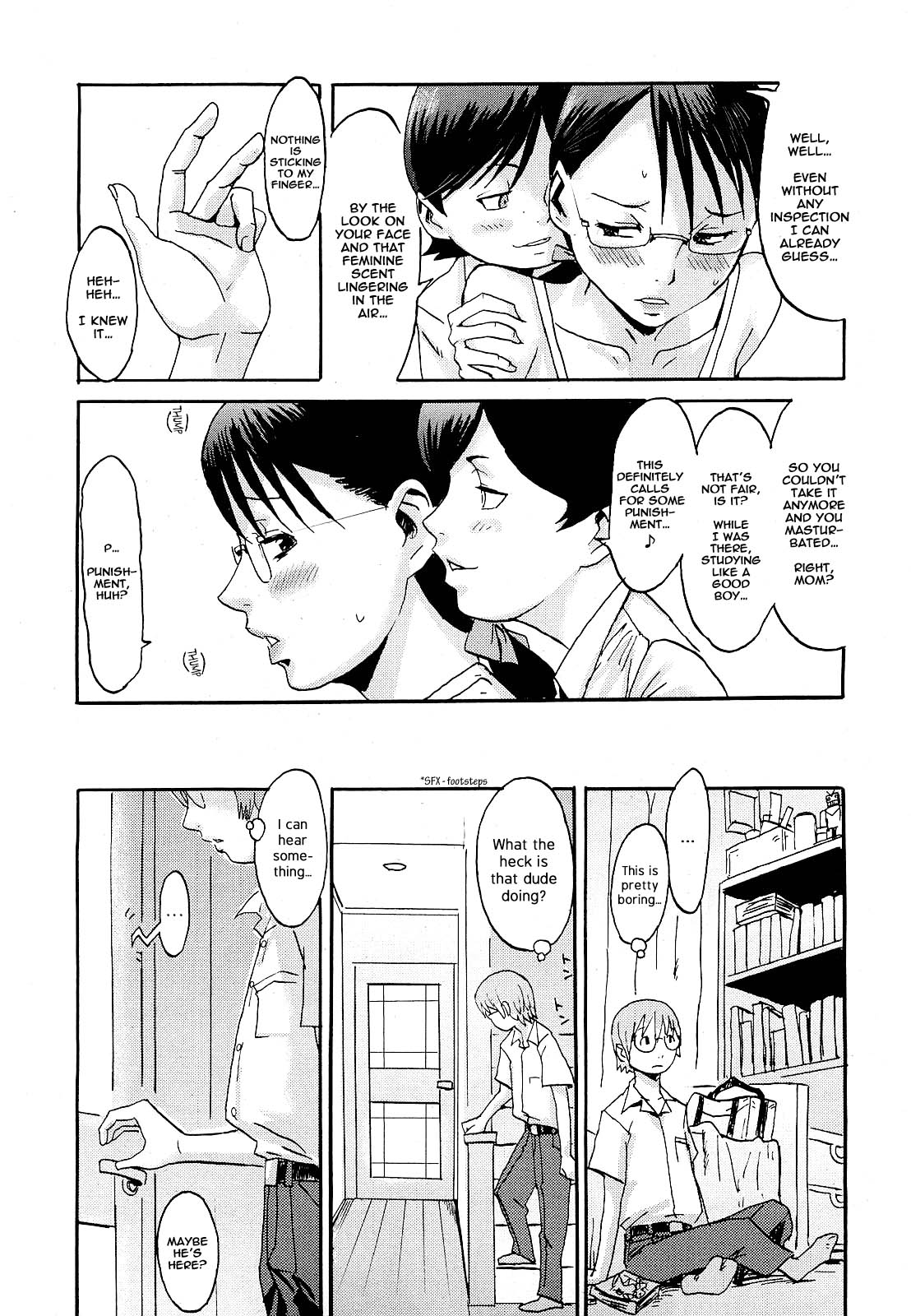 Incest Mom And Son Manga Beautiful epic hentai: depraved mother and son