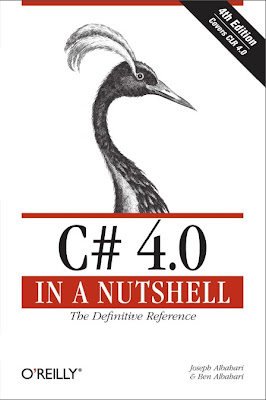 C# 4.0 in a Nutshell The Definitive Reference cover