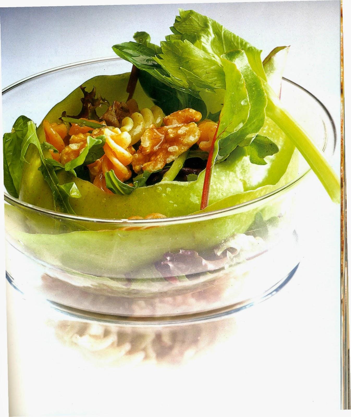 Elisabet thermomix ensalada de pasta integral for Ensalada de pasta integral