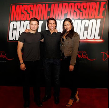 Trailer: Mission Impossible 4