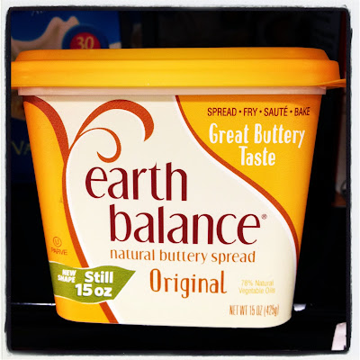 Earth Balance Natural Buttery Spread (Vegan)