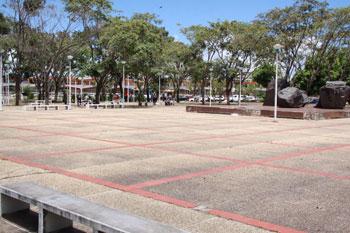 plaza del hierro