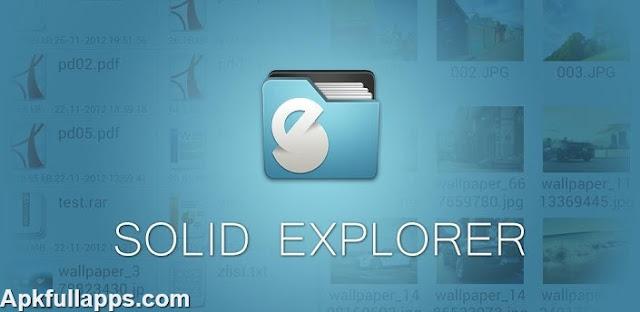 Solid Explorer v1.4.3a+ Unlocker