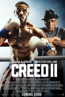 Creed II 2018 Eng 720p WEB HDRip 600Mb ESub HEVC x265