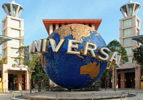 Universal Studio Singapore, Sentosa Island