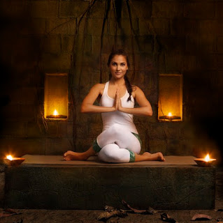 Indian Actress Yoga Photos | Yoga Day