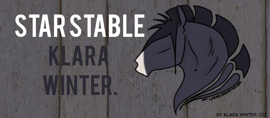 Star Stable Online z Klarą